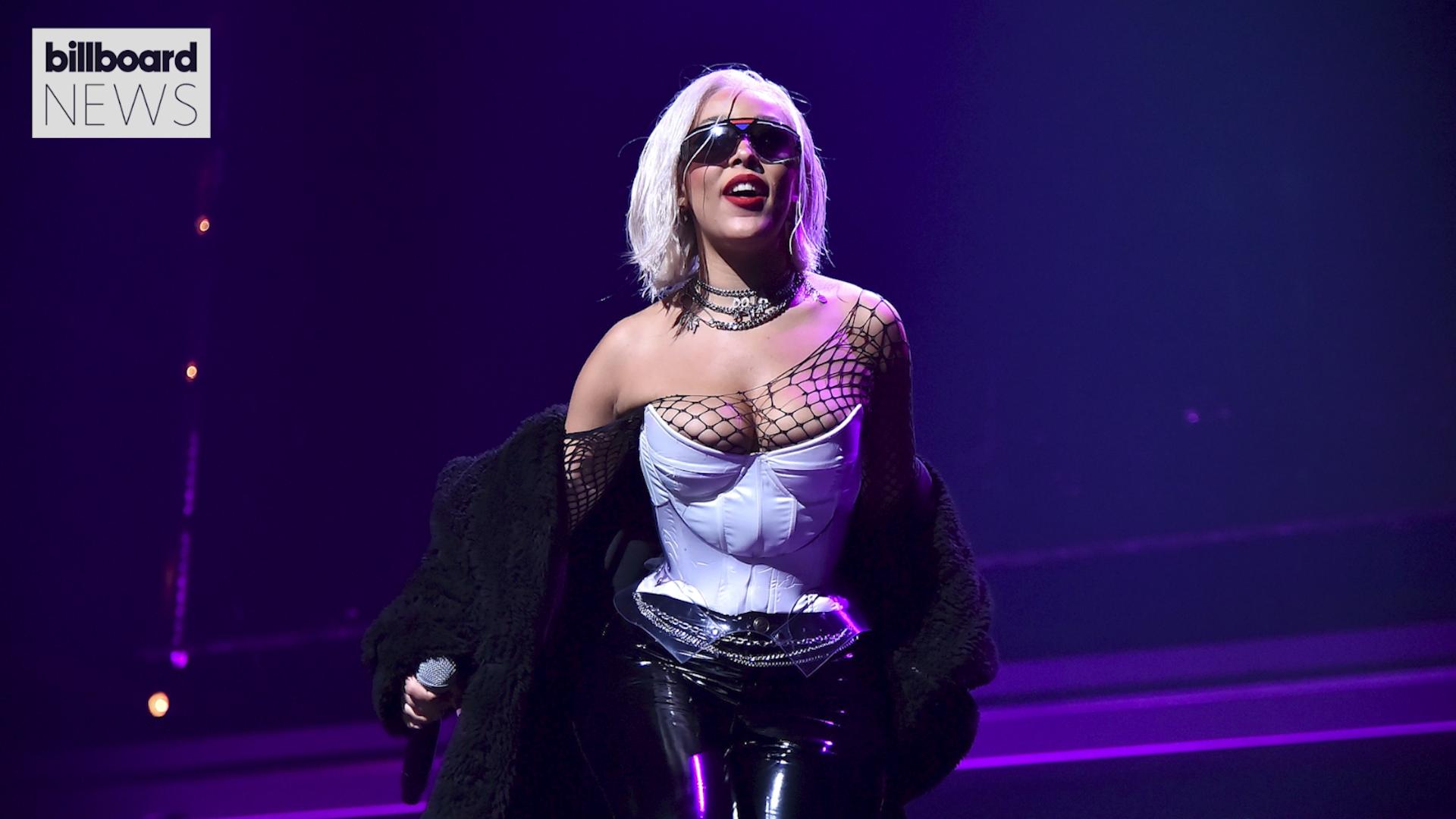 Doja Cat Ropes in Eve For Slinky 'Planet Her' Bonus Track 'Tonight'