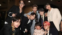 Halsey Says Her Baby is Already Part of the BTS ARMY | Billboard News