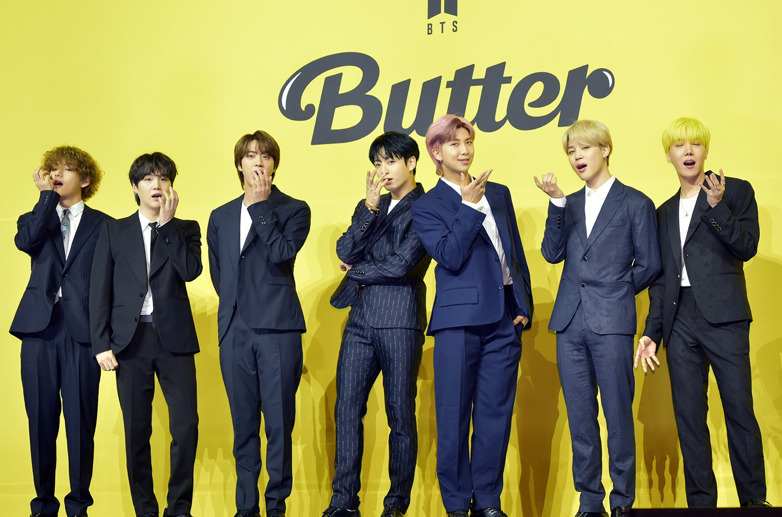 BTS' 'Butter' Leads Hot 100 for Fifth Week, Dua Lipa's 'Levitating' Becomes Most-Heard Radio Hit
