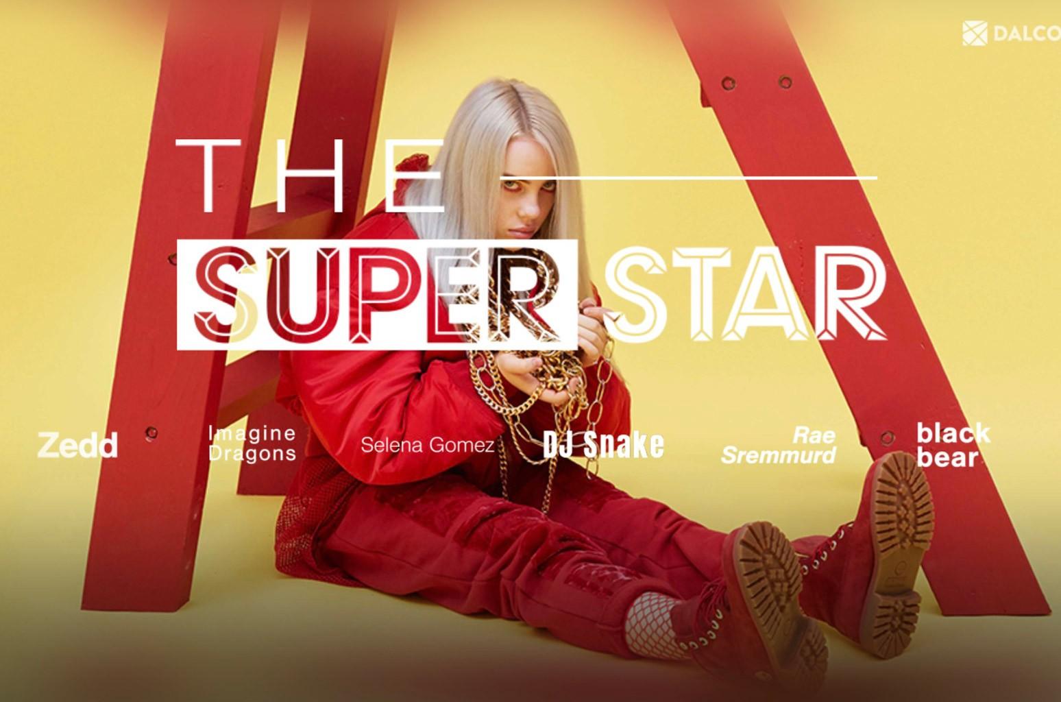 """Billie Eilish """"The Superstar"""""""