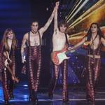 New Around the World: Eurovision Infuses Global Charts, Led by Maneskin's Champ 'Zitti E Buoni'