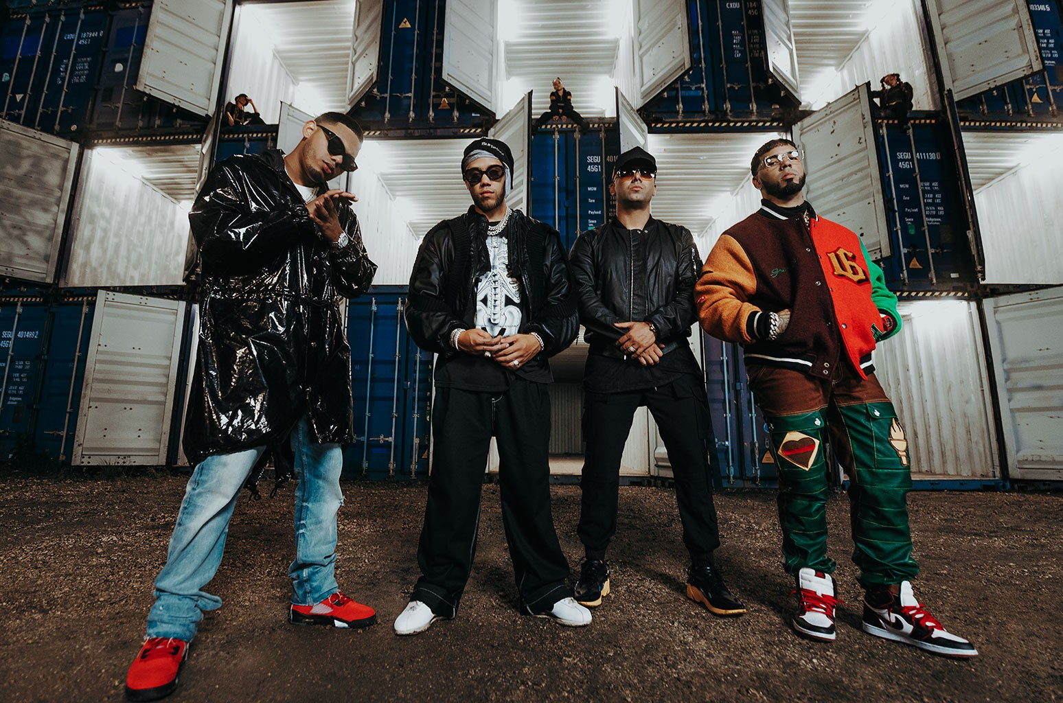 Latin Remix of the Week: Wisin & Jhay Cortez Reel In Anuel & Myke Towers For a New Take on 'Fiel'