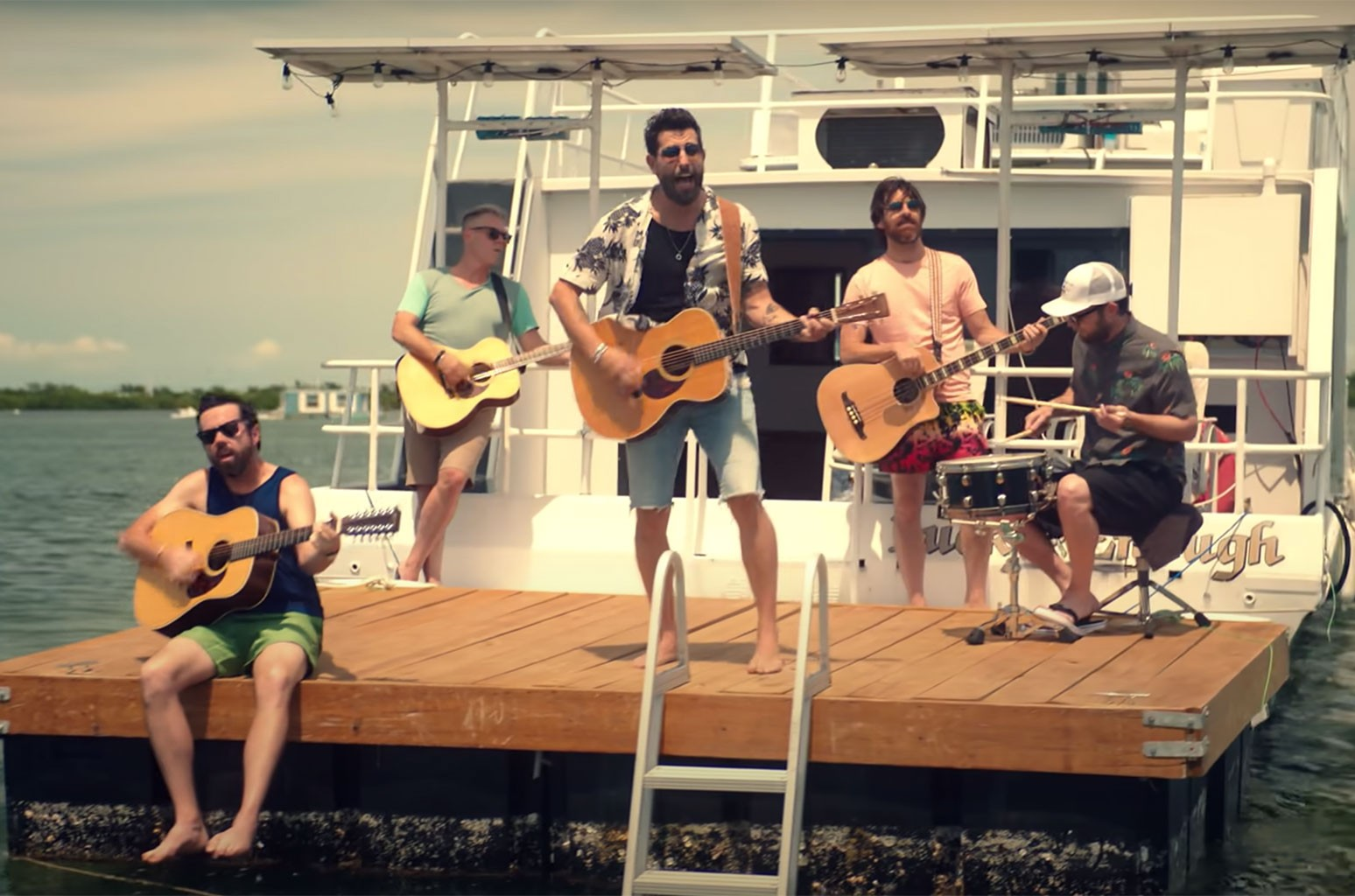 """Old Dominion """"I Was On a Boat That Day"""""""