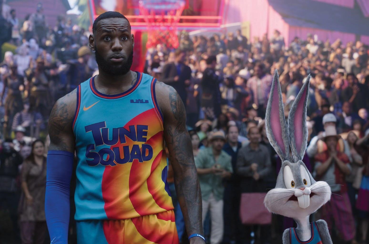Inside Look: How the 'Space Jam: A New Legacy' Soundtrack Honors the Spirit of the Best-Selling Original
