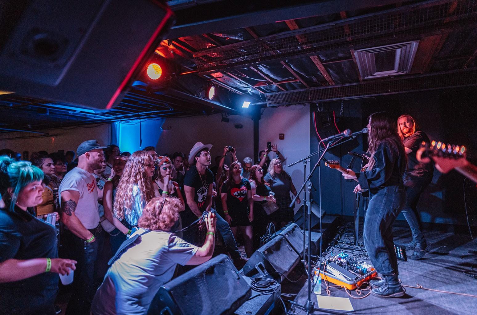 Sydney Sprauge, Rebel Lounge