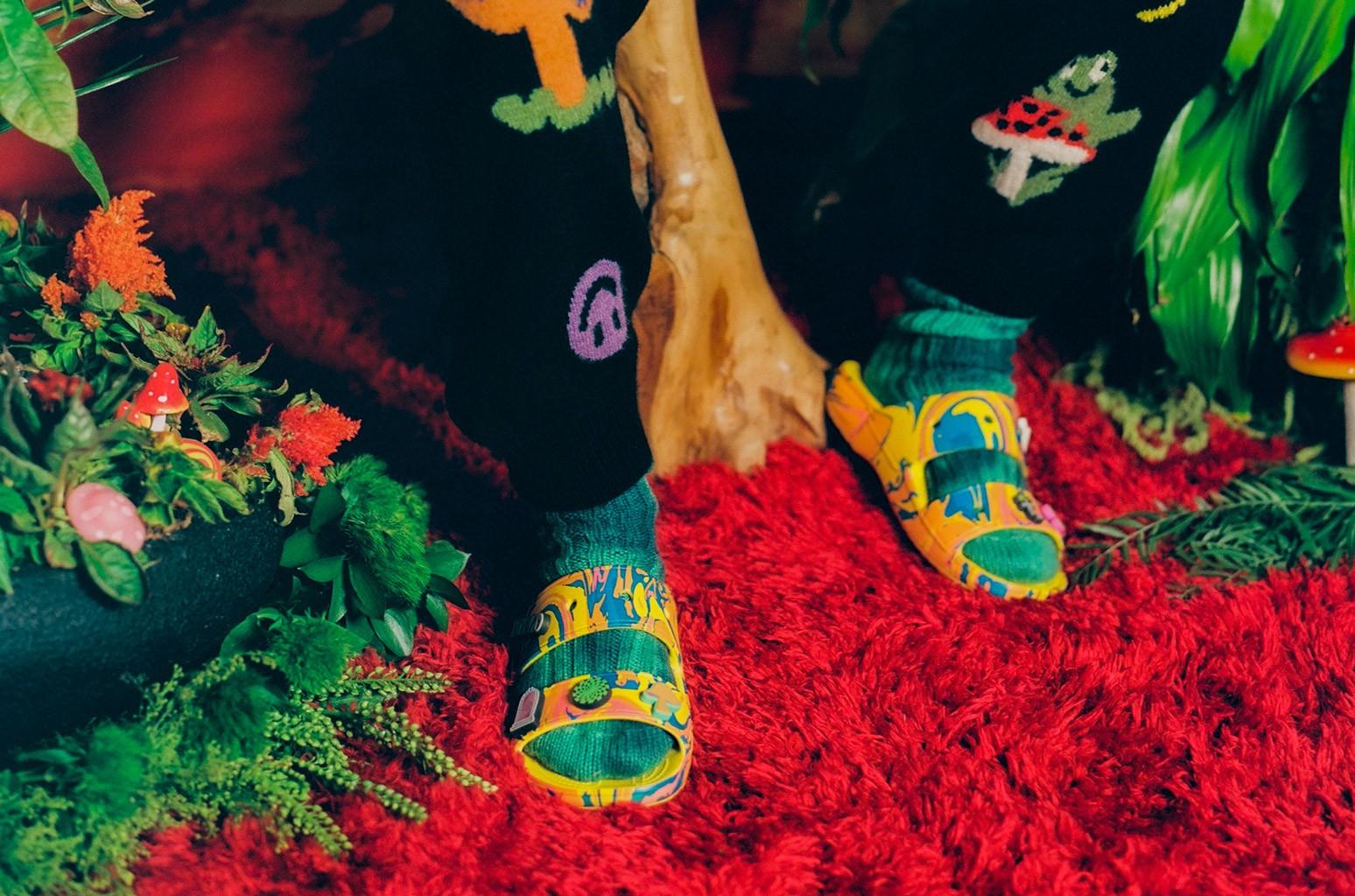 Diplo X Crocs Classic Sandal