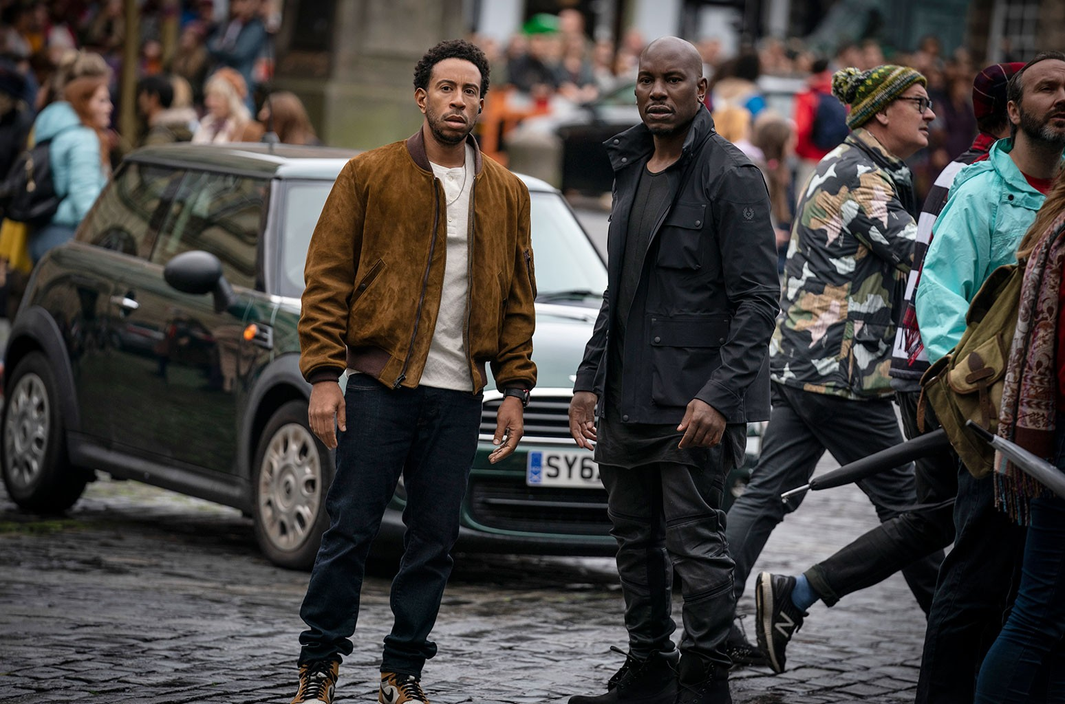 Ludacris and Tyrese Gibson in F9