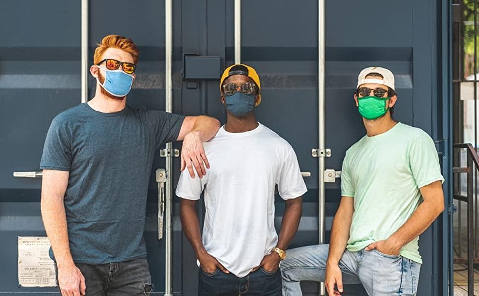 best face masks for festivals and concerts