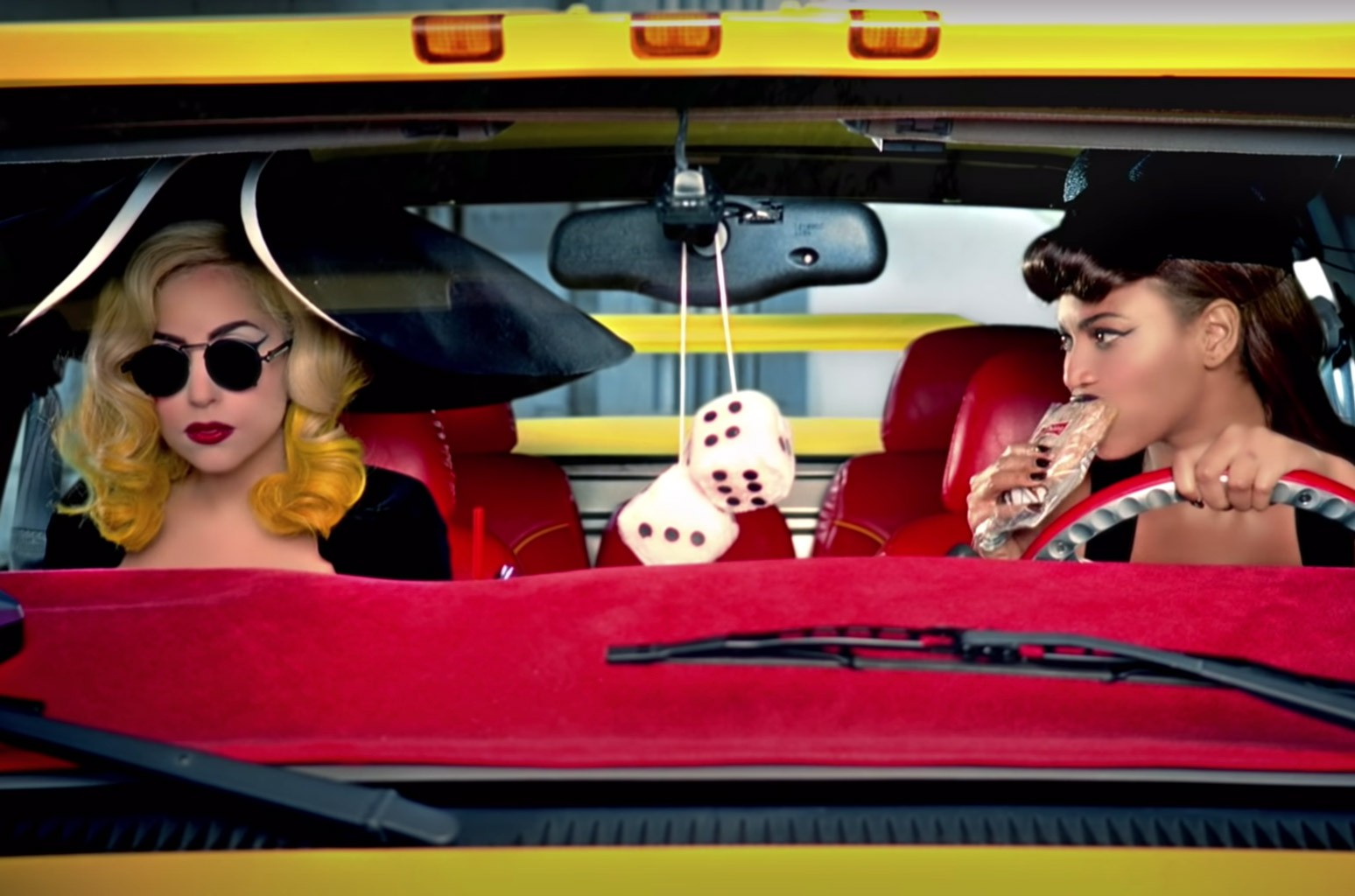 "Lady Gaga & Beyonce ""Telephone"""