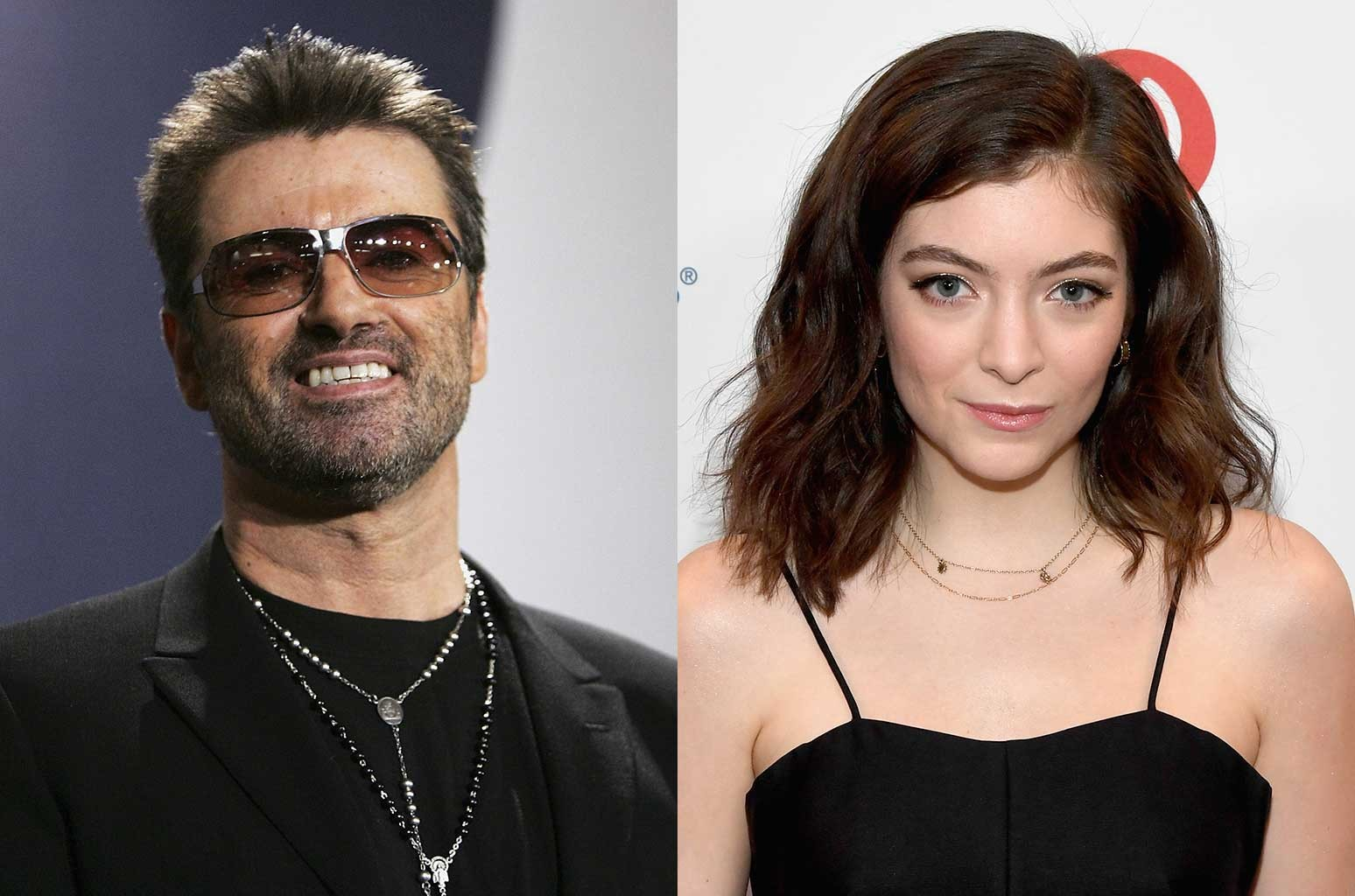 George Michael and Lorde