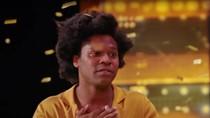 Jimmie Herrod's 'Tomorrow' Performance Earns Him the Golden Buzzer on 'AGT' | Billboard News