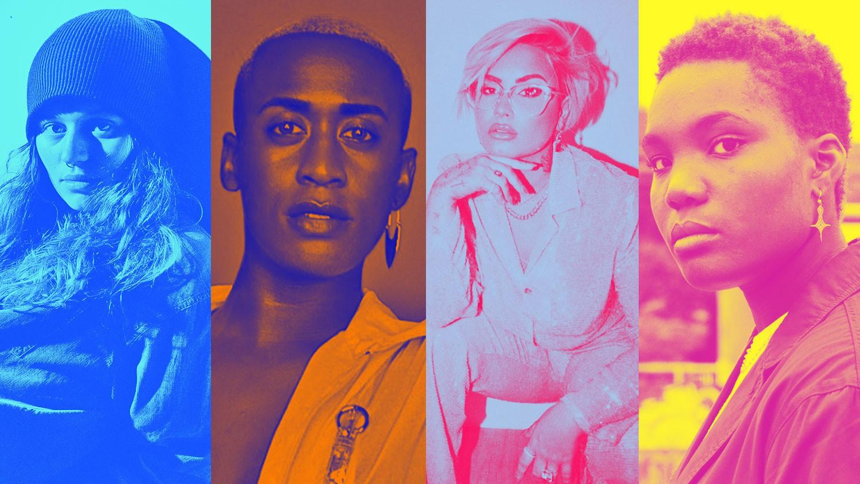 Girl in Red, Vincint, Demi Lovato, Arlo Parks