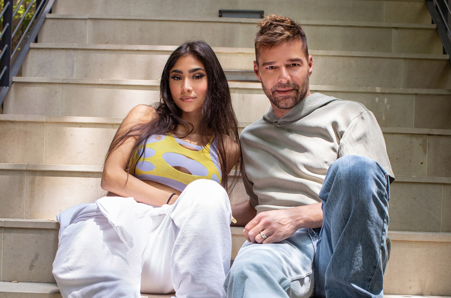 Ricky Martin & Paloma Mami on 'Lit' Collab 'Que Rico Fuera': 'It's What People Needed'