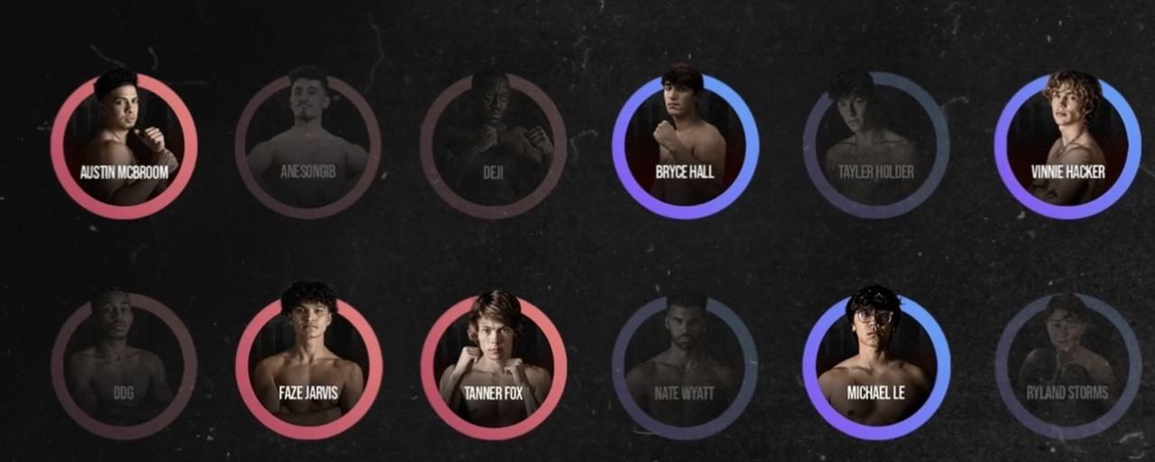 watch austin mcbroom vs bryce hall boxing