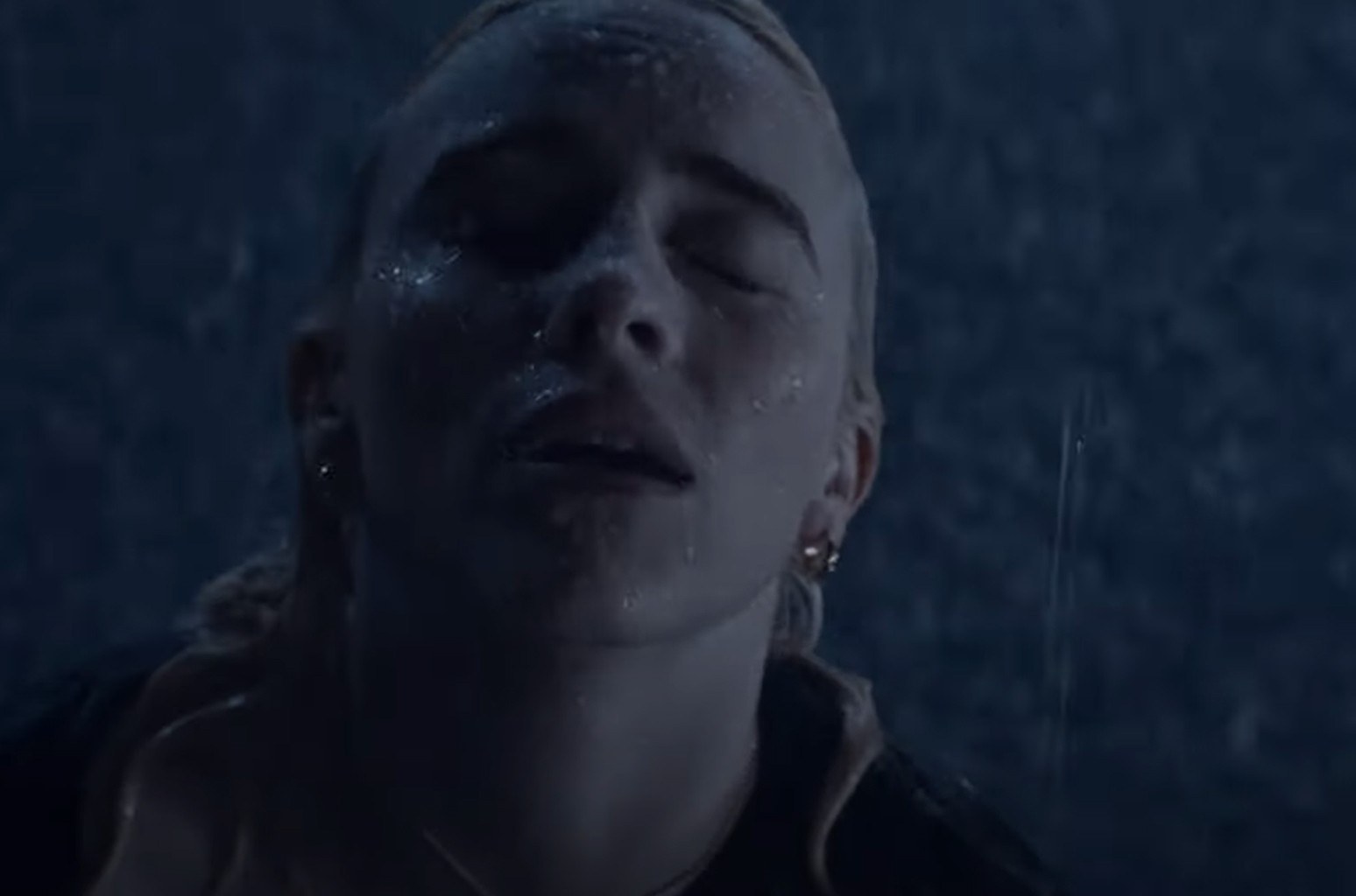 Billie Eilish Embraces the Storm in New 'Happier Than Ever' Video: Watch