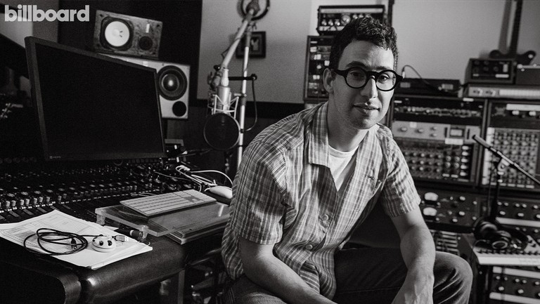 <p>Jack Antonoff photographed by HeatherHazzan on June16 at Electric Lady Studios in New York.</p>