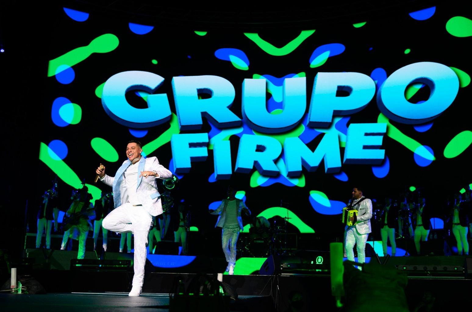 Grupo Firme Kicks Off Historic Run at L.A.'s Staples Center: 'Tonight Is a Dream Come True'