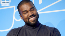 Kanye West Announces 'Donda' Release Date in Sha'Carri Richardson Beats by Dre Ad | Billboard News