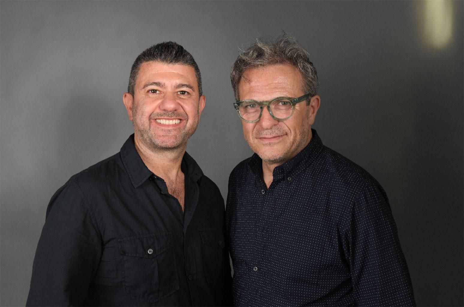 Claudio Ferrera, Charlie Rapino