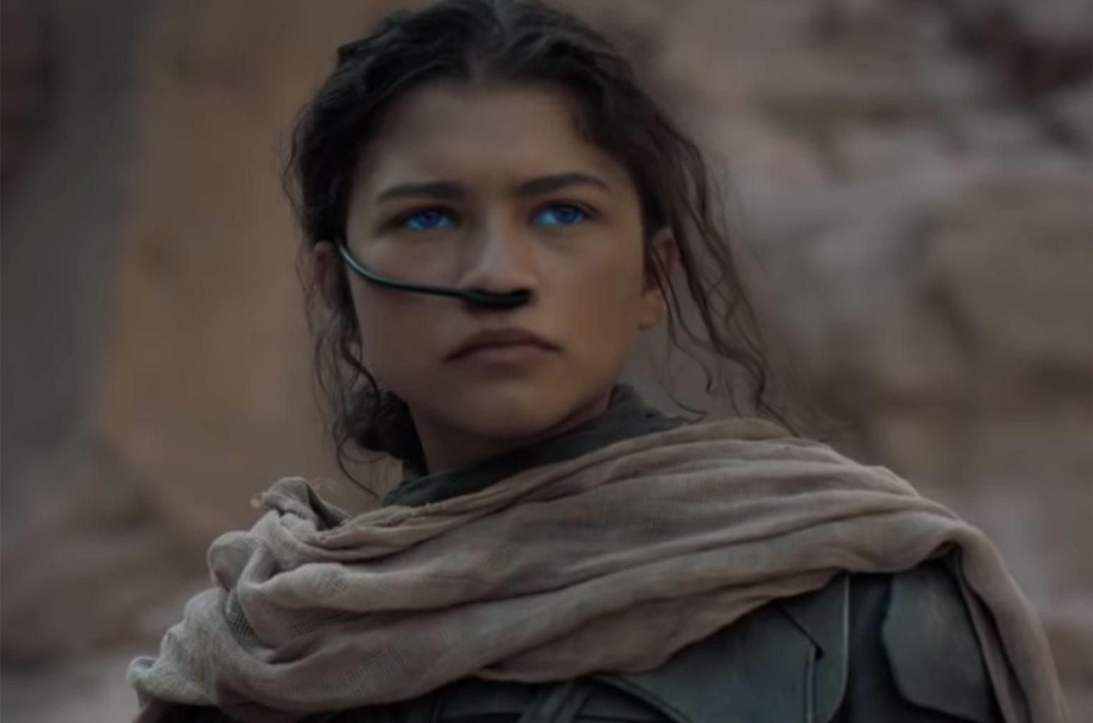 Dune Official Trailer