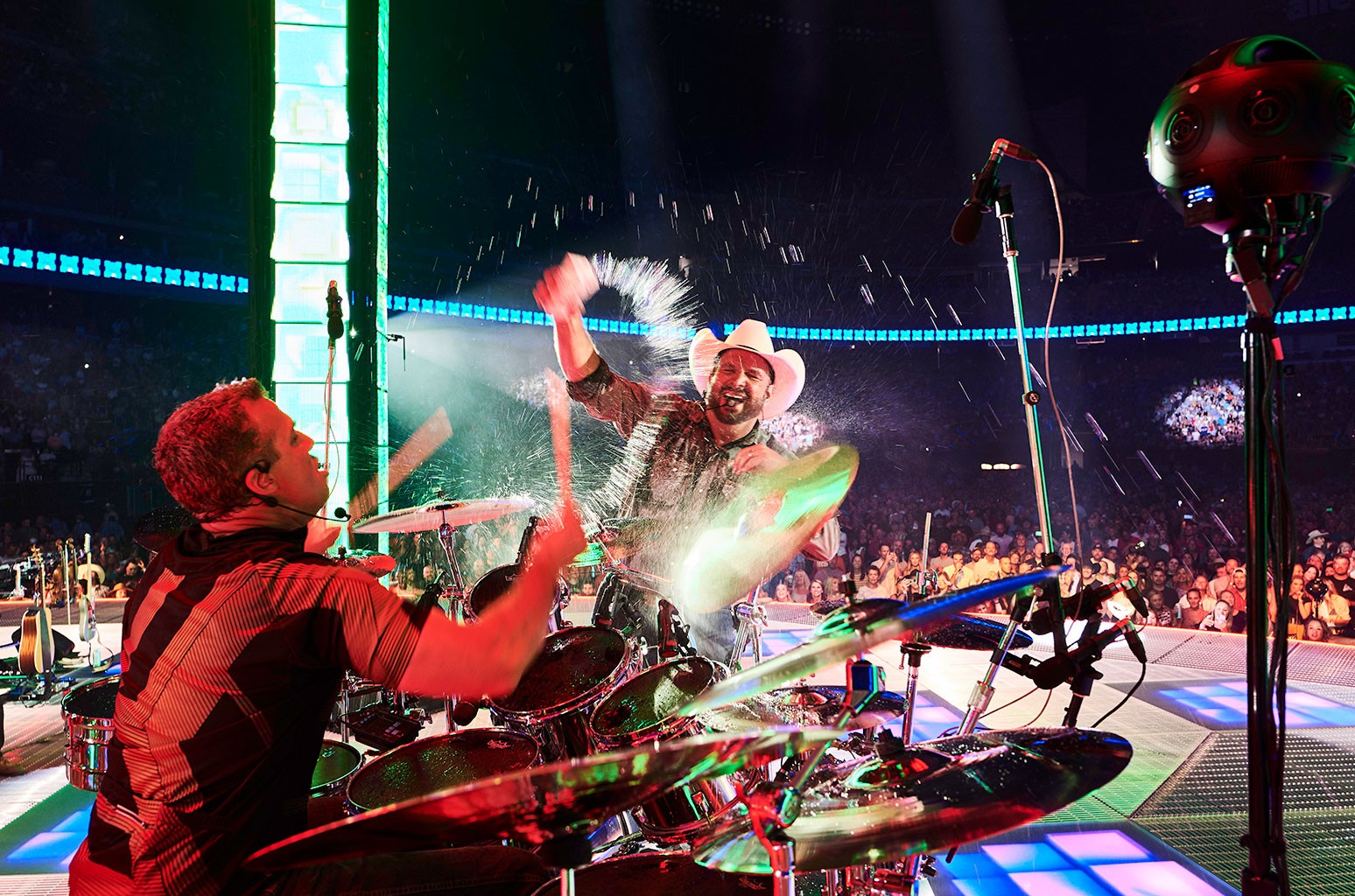 Stadium Concerts Are Back: Inside Garth Brooks' Huge Show at Las Vegas' 'Death Star'