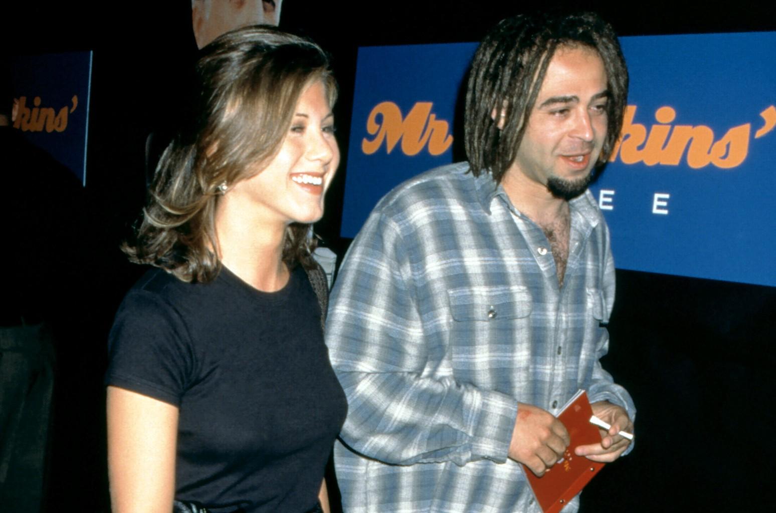 Jennifer Aniston, Adam Duritz