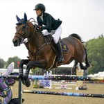 Bruce Springsteen's Daughter Jessica and U.S. Equestrian Team Win Silver Medal at Tokyo Olympics thumbnail