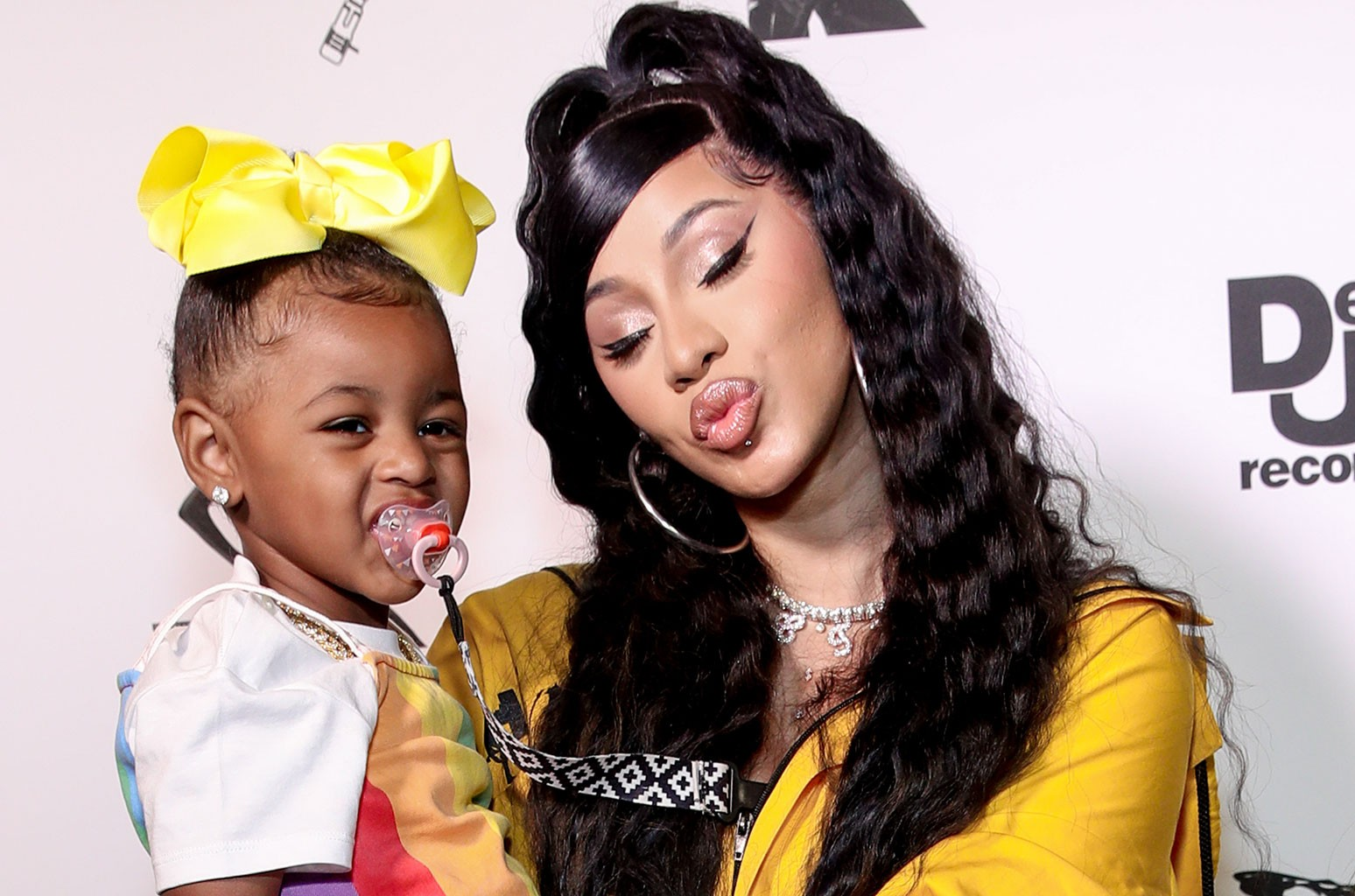 See the Extravagant Gift Cardi B Gave Daughter Kulture For Her 3rd Birthday