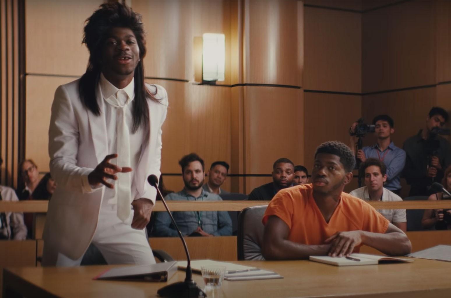 """Nike v. Lil Nas X """"Satan Shoes Trial"""""""