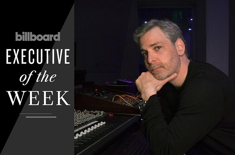 Executive of the Week: Interscope Geffen A&M Executive VP Nir Seroussi