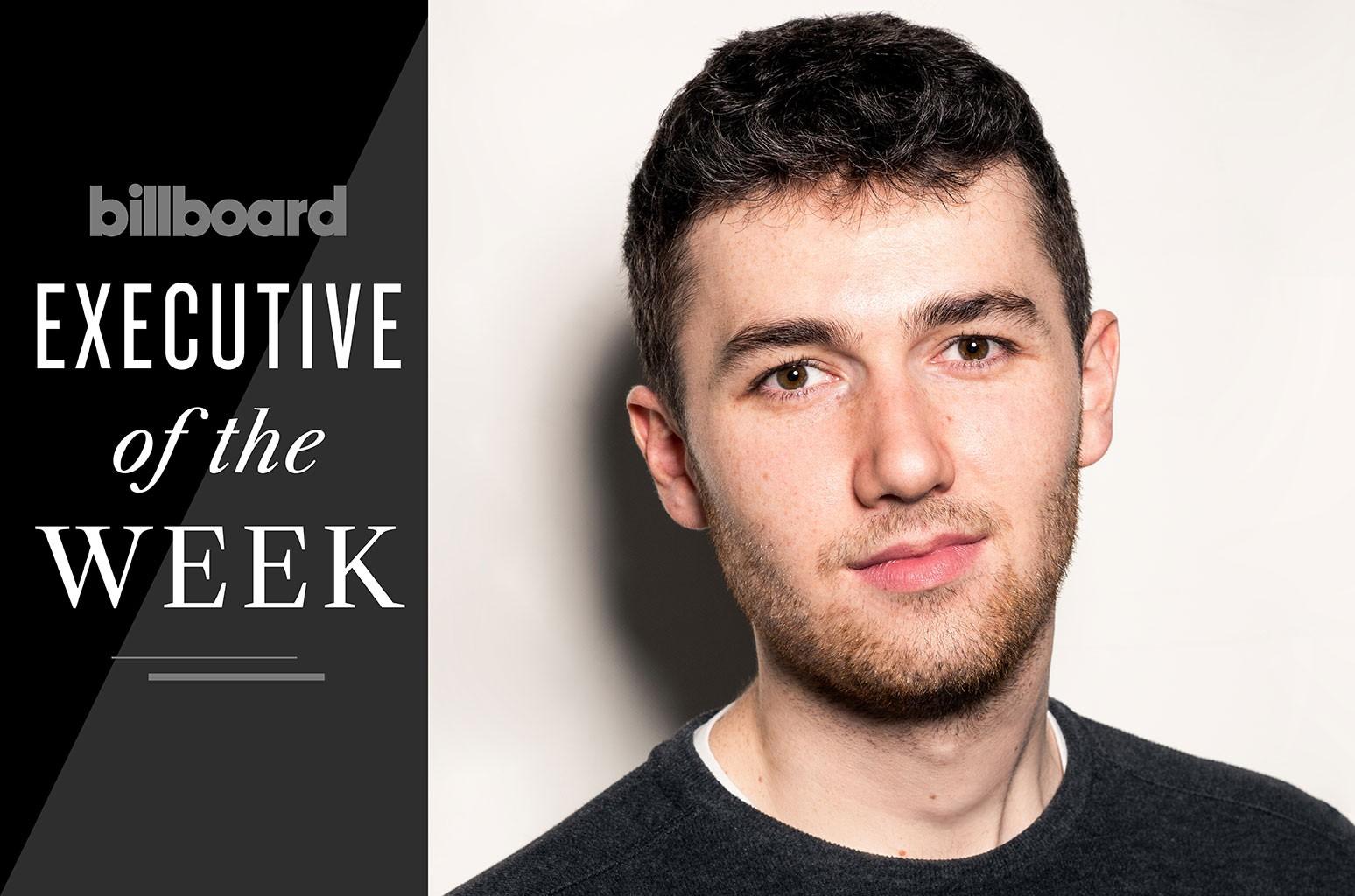 Executive of the Week: Republic Records Executive VP A&R Tyler Arnold