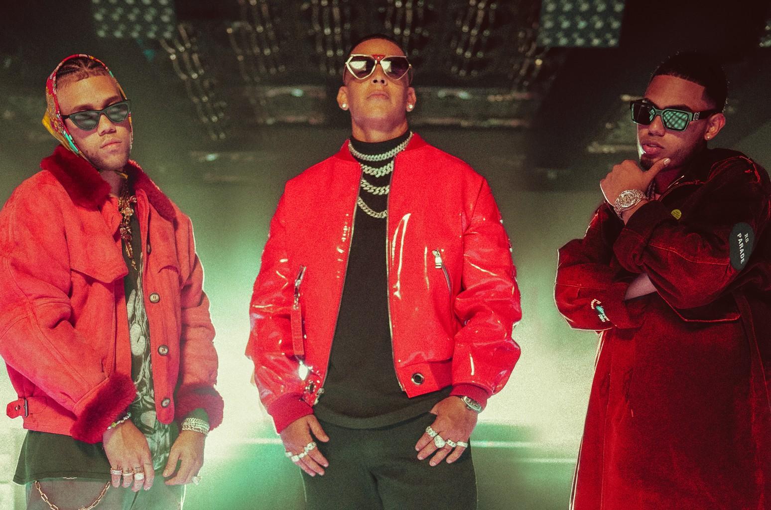 Jhay Cortez, Daddy Yankee, Myke Towers