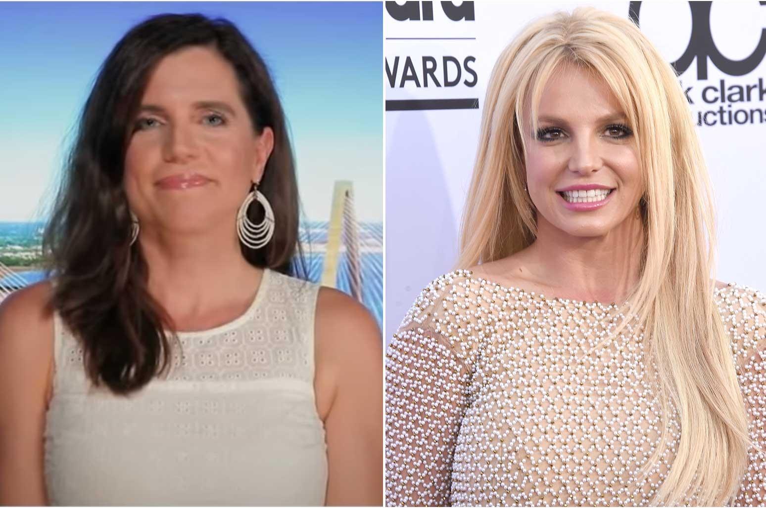 Nancy Mace, Britney Spears