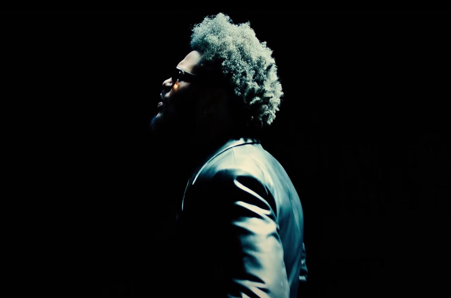 "The Weeknd ""Take My Breath"""