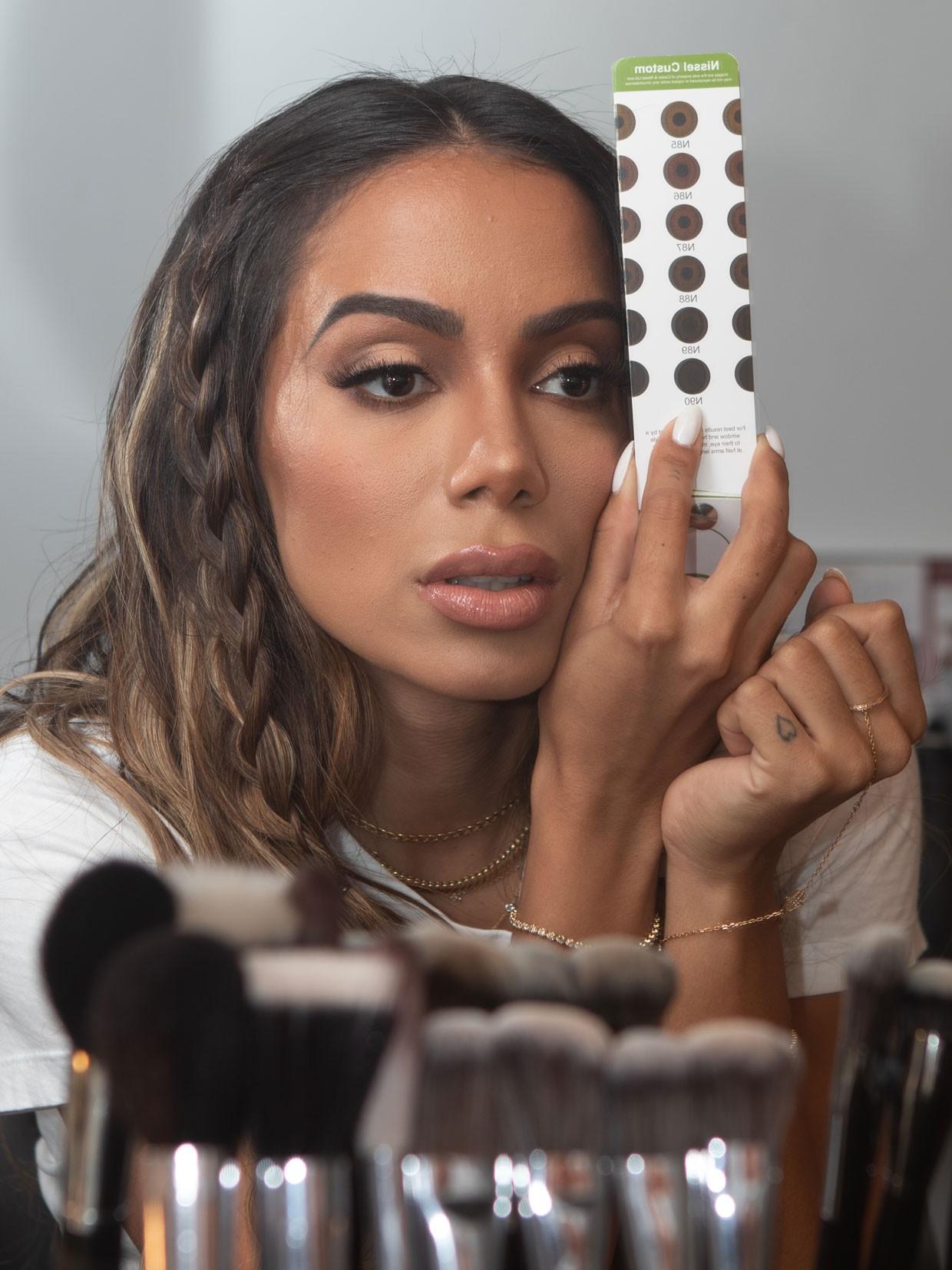Billboard repercute matéria sobre estátua de cera de Anitta no Museu Madame Tussauds