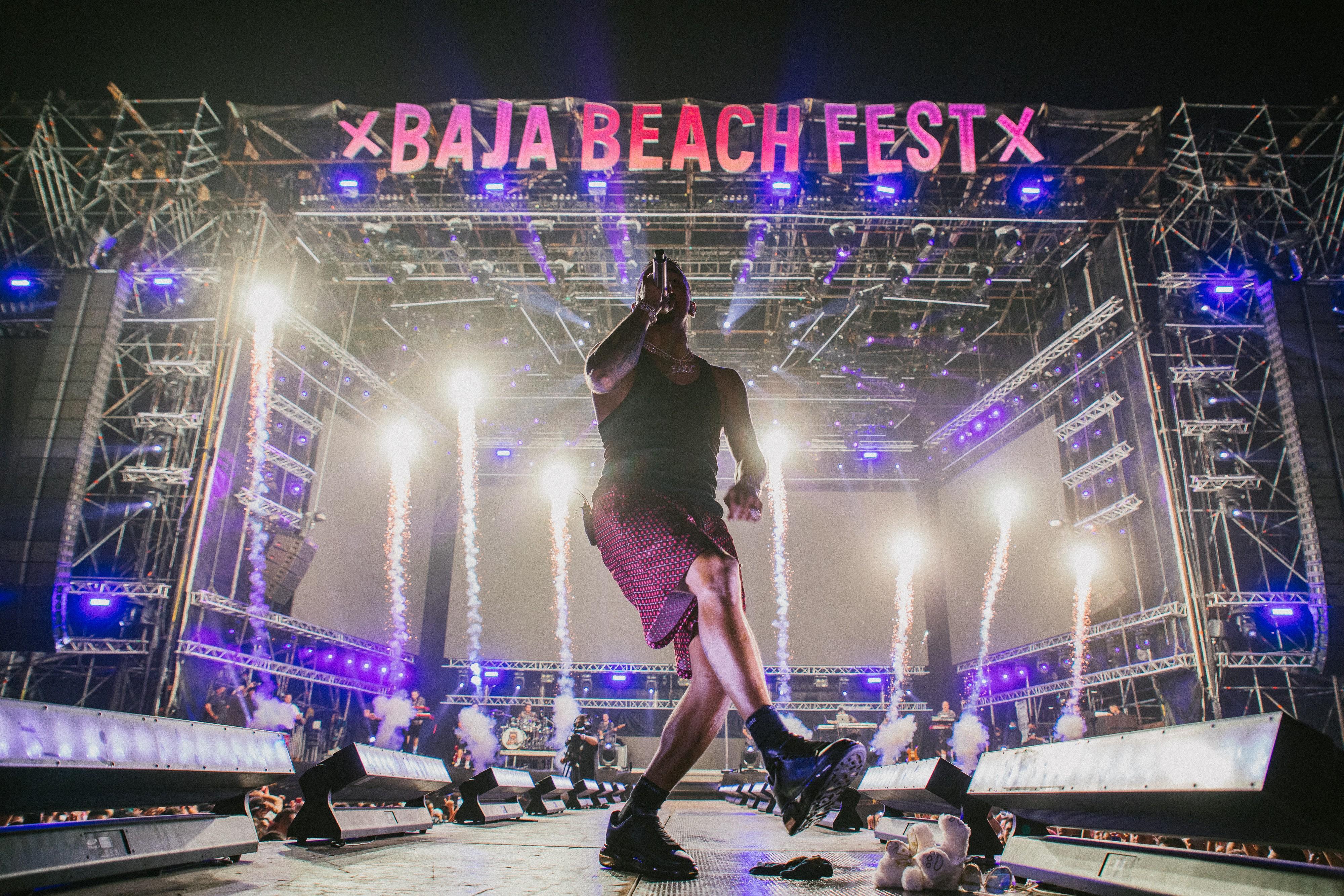 Amid COVID-19 Protocols, Mexico's Baja Beach Fest Returns With Ozuna, Karol G & More