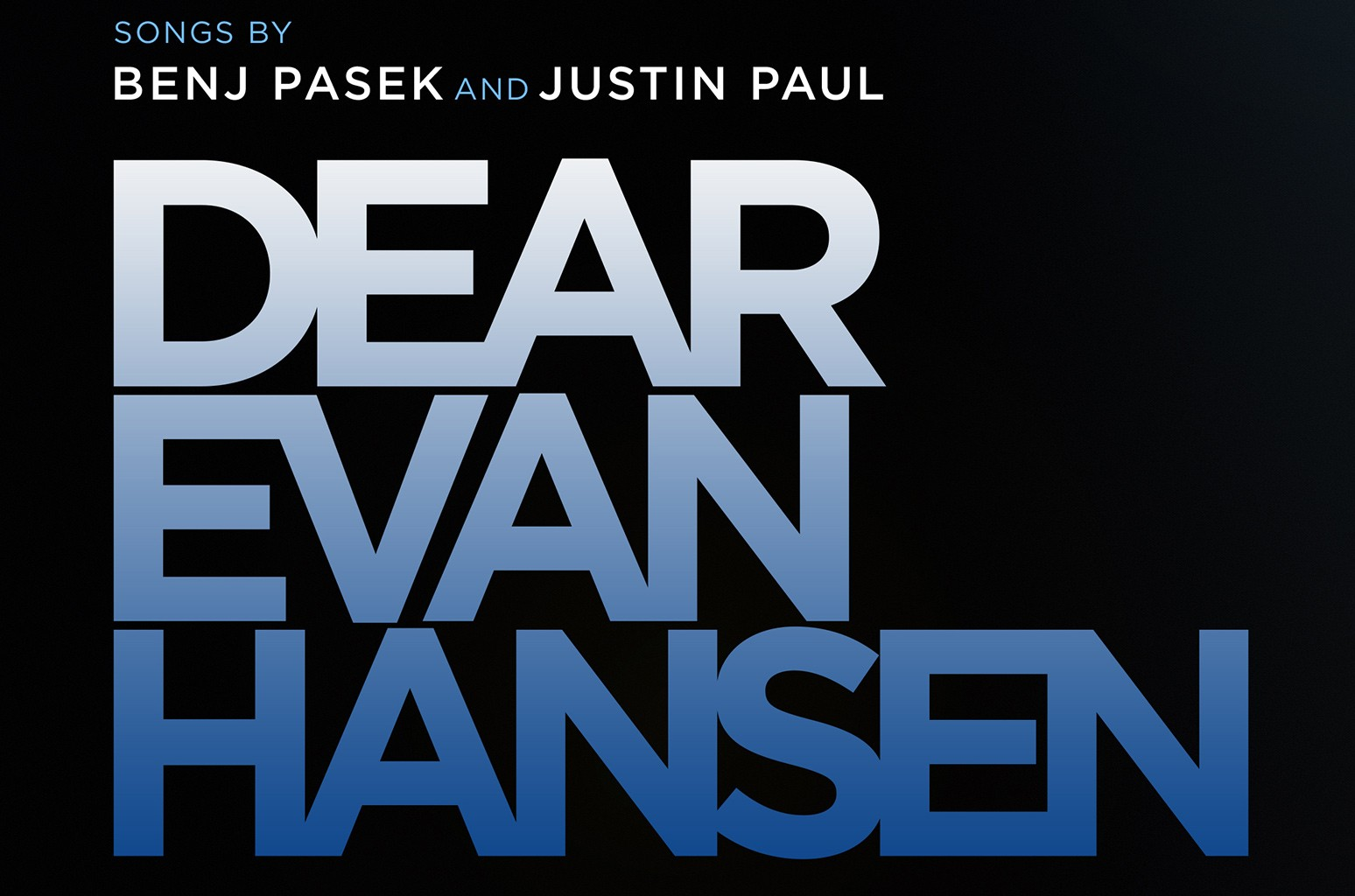 'Dear Evan Hansen' soundtrack