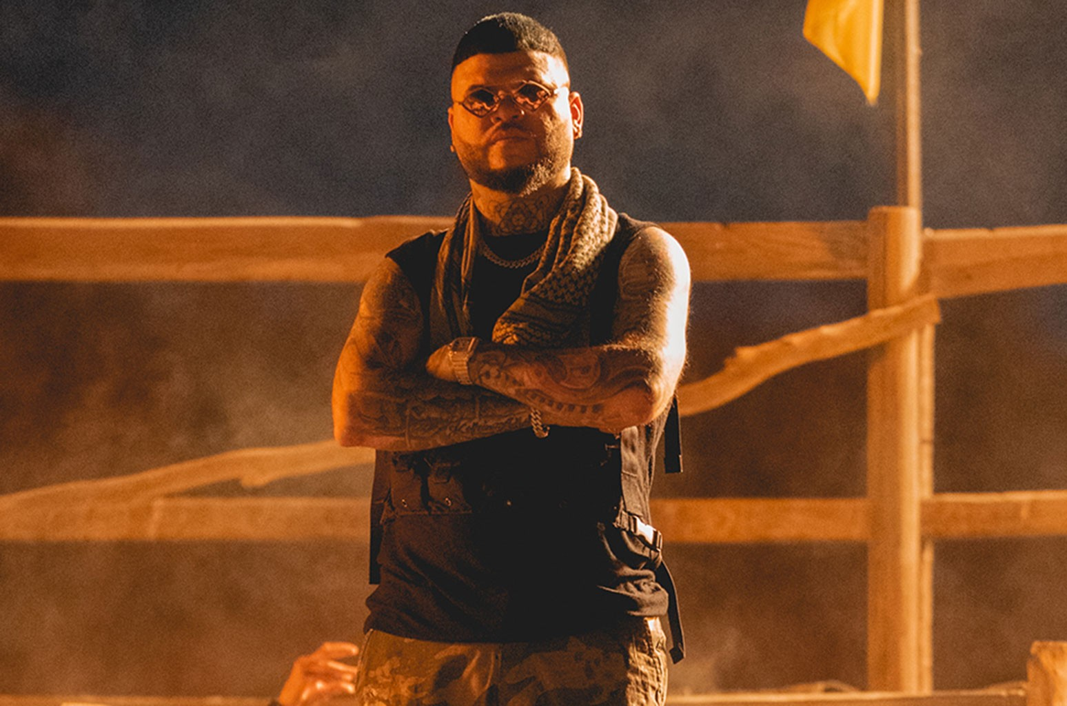 Farruko Talks Making HBO Max Music History During 'Moving Our Music Pa'lante' Panel