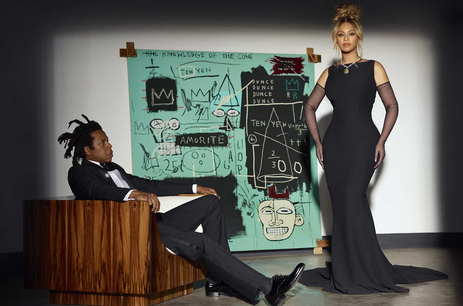 Beyonce & Jay-Z in Tiffany & Co campaign