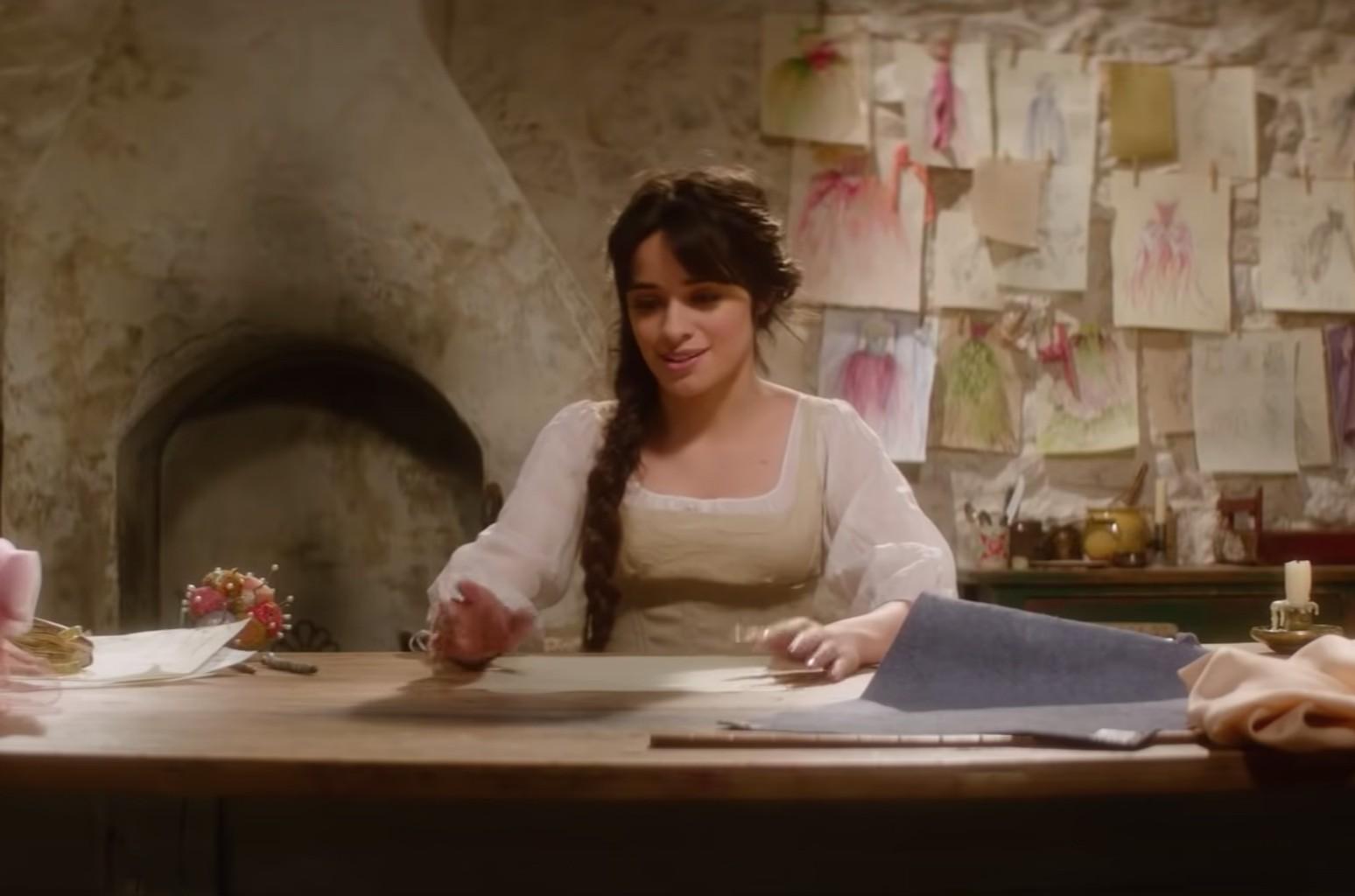 Camila Cabello Chases Her Dreams In 'Cinderella' Movie Trailer: Watch