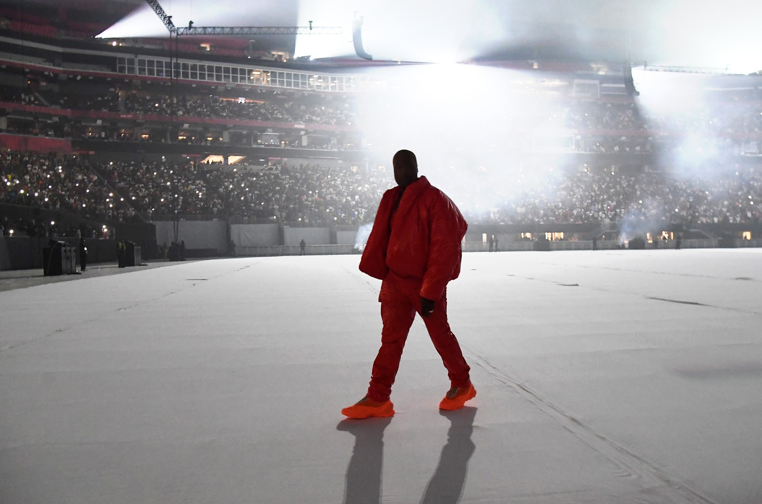 Kanye West's 'Hurricane' Lands at No. 1 on Hot R&B/Hip-Hop Songs