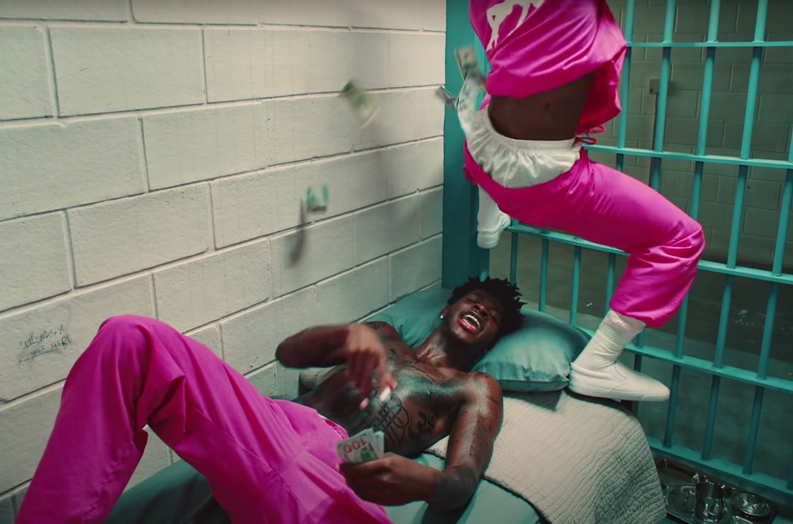 """Lil Nas X, Jack Harlow """"INDUSTRY BABY"""""""