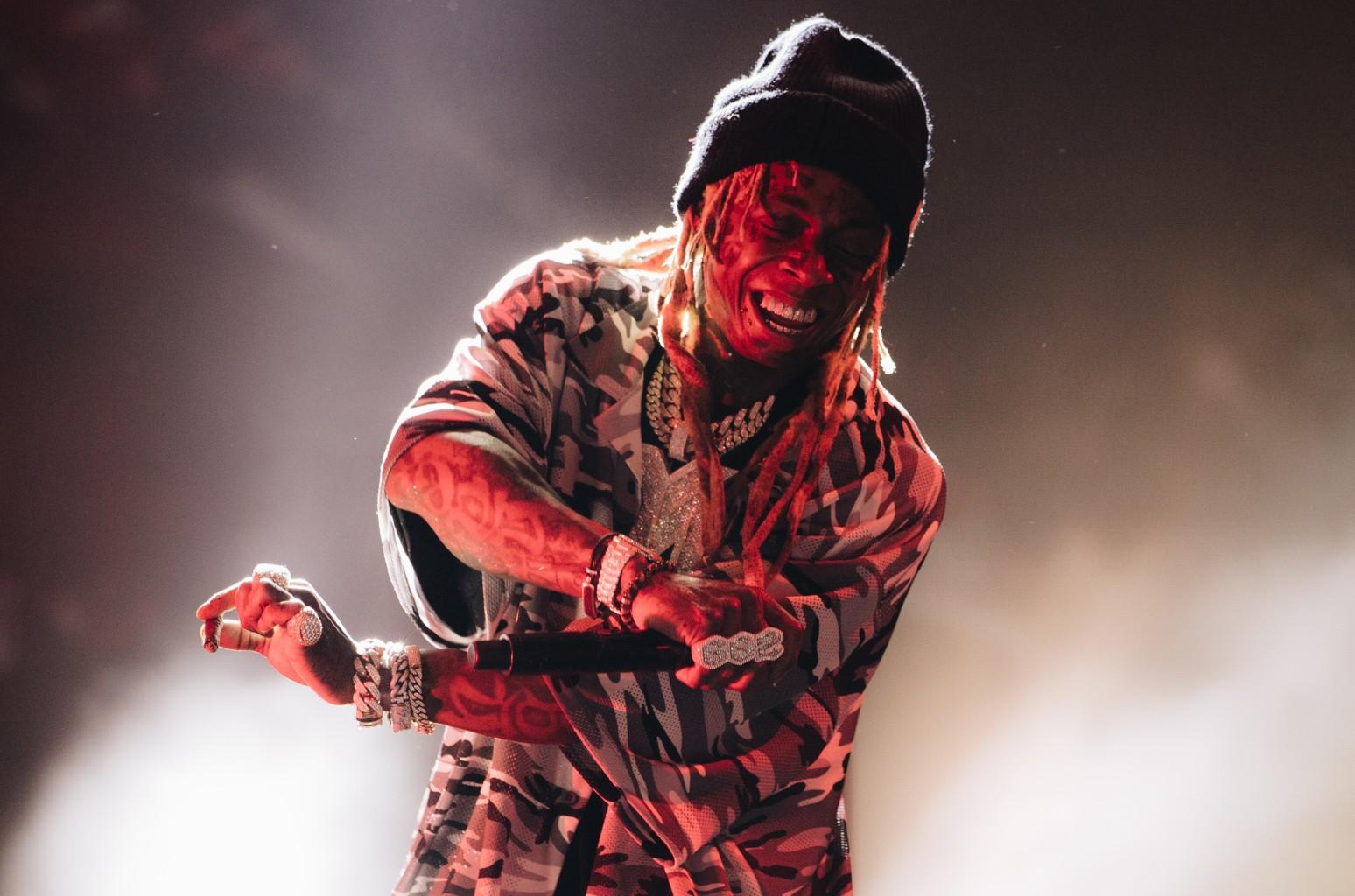 Lil Wayne Uproar Festival