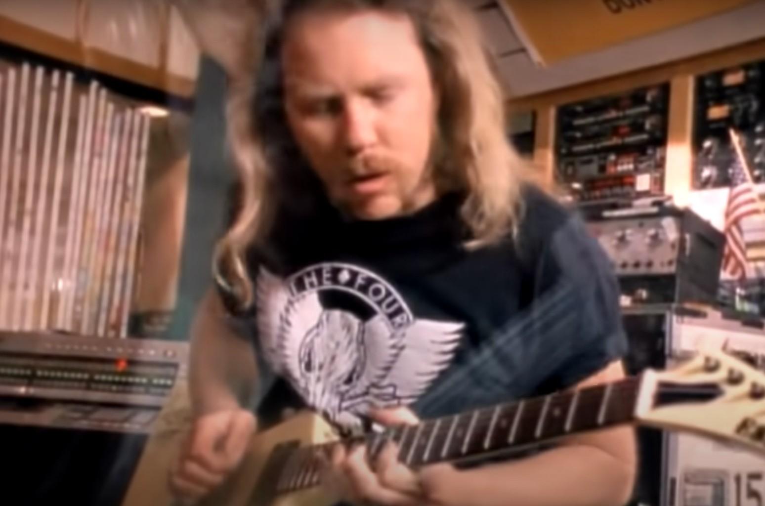 "Metallica ""Nothing Else Matters"""