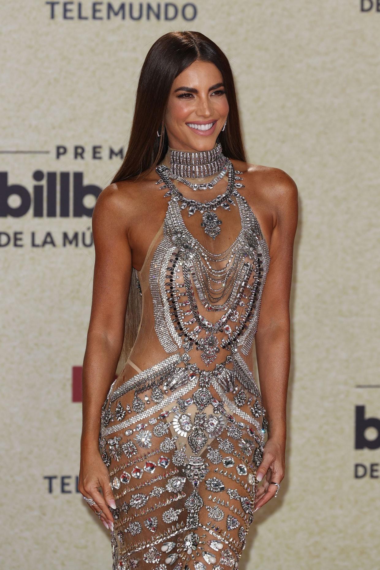 Gaby Espino premios billboard de la musica latina 2021