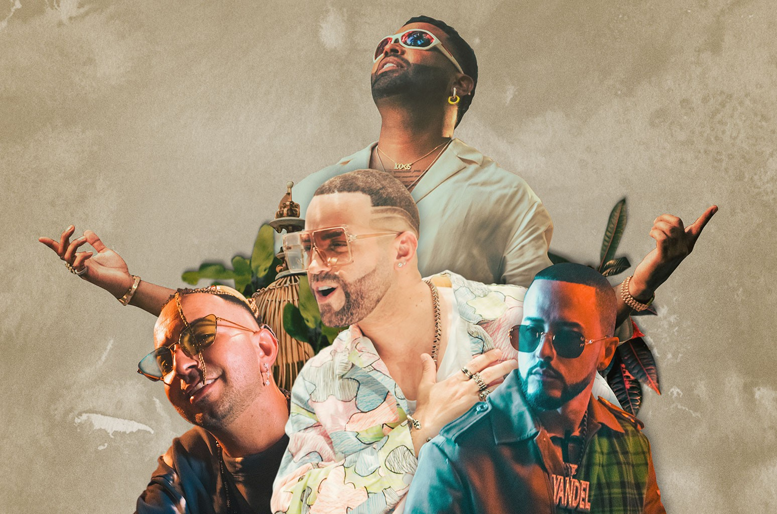 "NACHO ft Yandel, Zion, Justin Quiles ""La Buena Remix"""