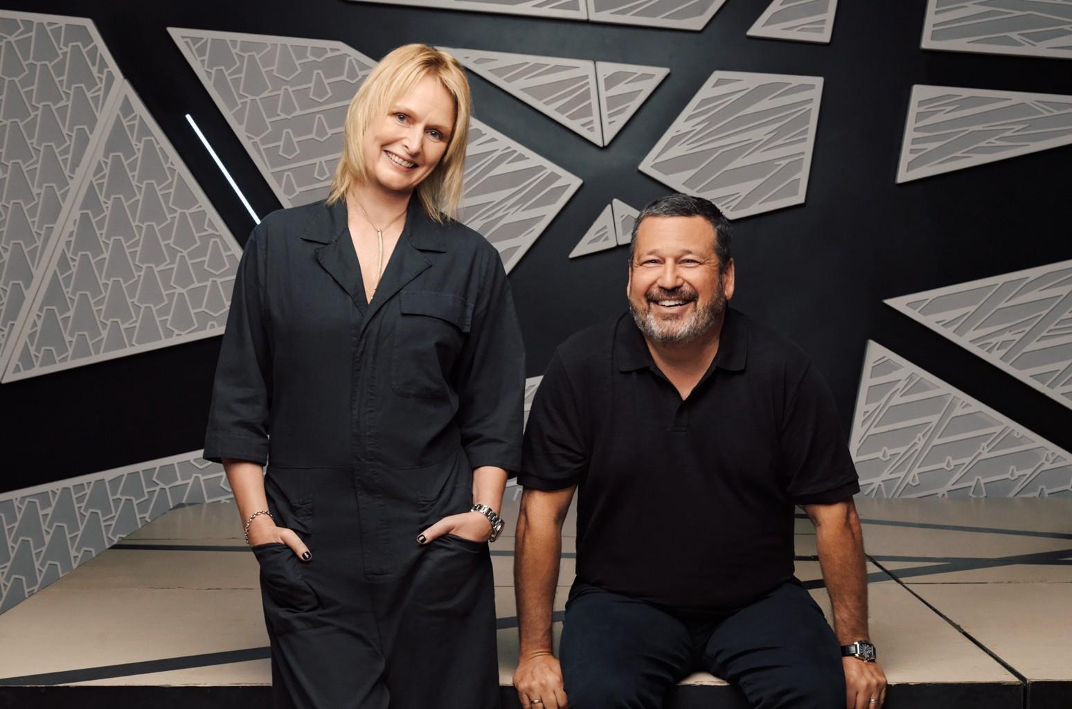 Samantha Kirby Yoh & David Zedeck