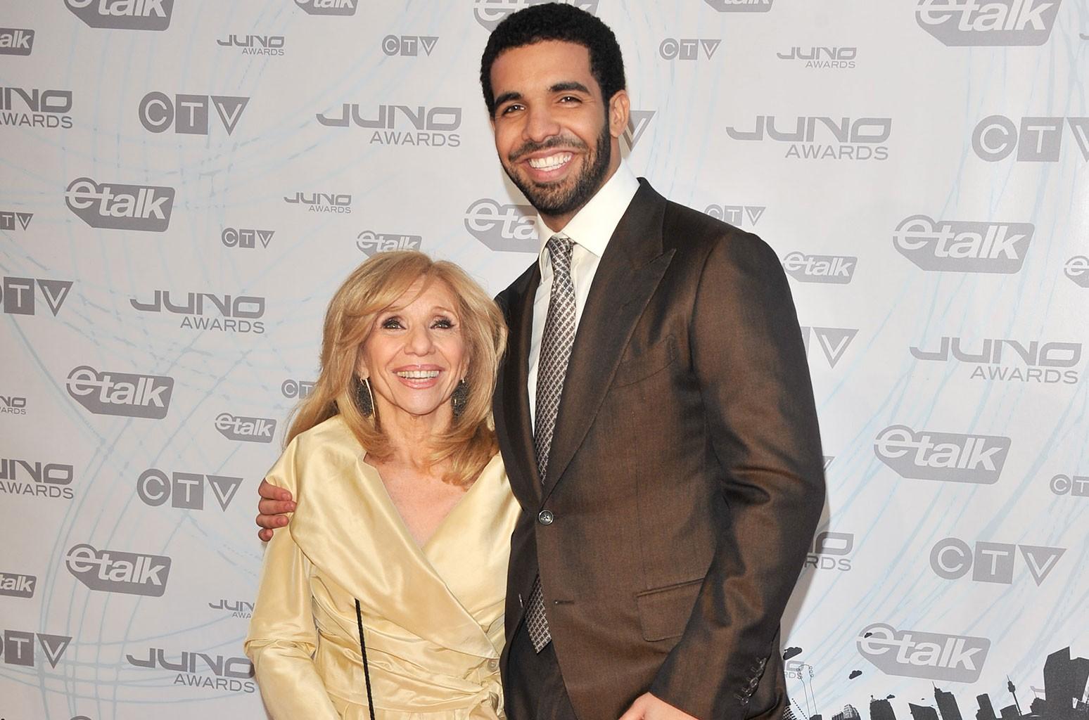Drake, mom, Sandi Graham