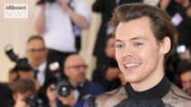 Here's When You Can Watch Harry Styles in Olivia Wilde's Film 'Don't Worry Darling' | Billboard News