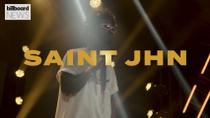 SAINt Jhn Rounds Out Billboard and Rockstar Energy's Summer Spotlight Concert Series | Billboard News